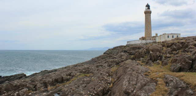 50 Ardnamurchan Point lighthouse, Ruth's coastal walk, Scotland