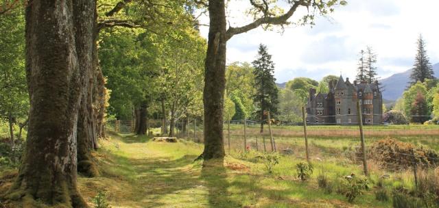 10 Prince's Walk, Kinlochmoidart, Ruth hiking around the coast of Scotland