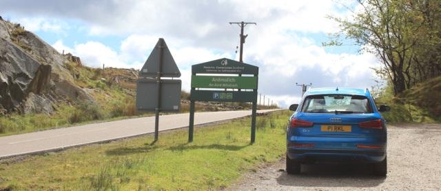 16 back to car at Ardmolich, Ruth's coastal walk, Scotland