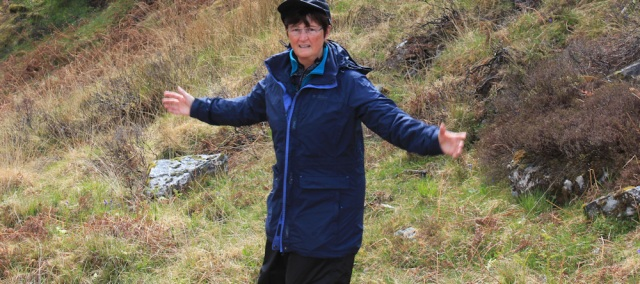 17 rainy day gear, Ruth's coastal walk, Loch Moidart