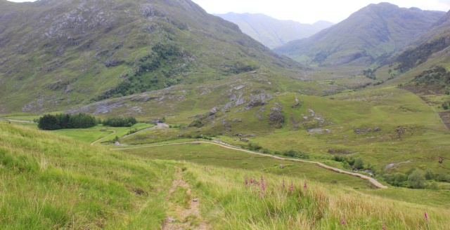 15 down the path to Barrisdale, Ruth's coastal walk, Knoydart, Scotland