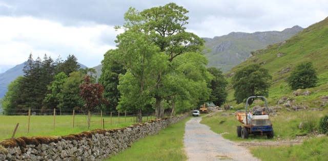 21 Barisdale house, Ruth's coastal walk, Knoydart, Scotland