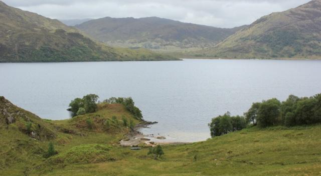 26 South Tarbet Bay, Ruth's coastal walk around Scotland, Loch Morar