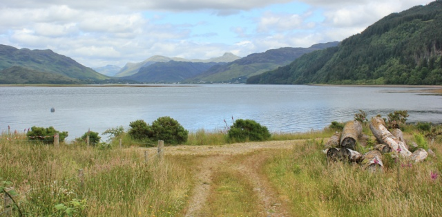 201 Ardintoul Bay, Ruth's coastal walk around Glenelg, Scotland