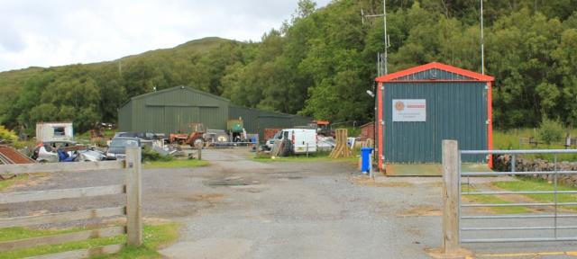 38 community fire station, Ruth hiking around the Glenelg peninsula