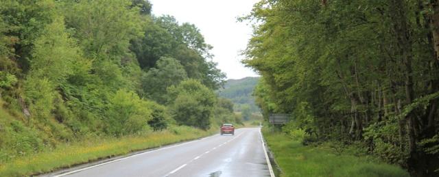 19 no pavements to Nostie, Ruth's coastal walk around Scotland