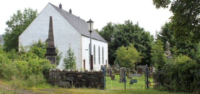 30 Lochalsh Burial Ground, Ruth's coastal walk around Scotland