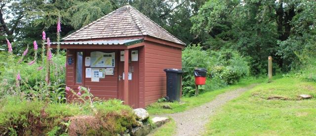 41 Blamacara Woodland Walks, Ruth's coastal walk around Scotland