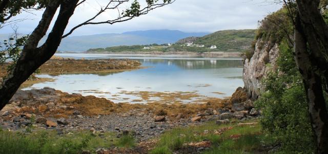 13 hidden beaches, The Plock, Ruth's coastal walk around the Highlands of Scotland