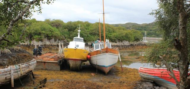 14 little harbour, The Plock, Ruth's coastal walk around the Highlands of Scotland