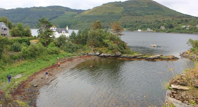 21 Castle Bay, North Strome, Loch Carron, Ruth's coastal walk around Scotland