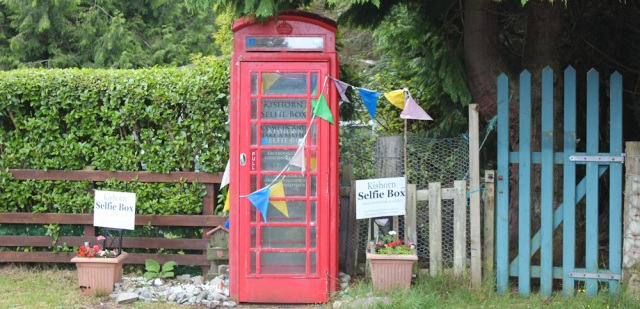 02 Kishorn Selfie Box, Ruth's coastal walk Scottish Highlands