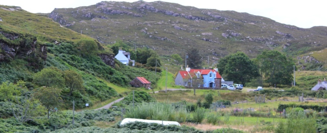 03 Upper Toscaig, Ruth's coastal walk, Applecross Peninsula