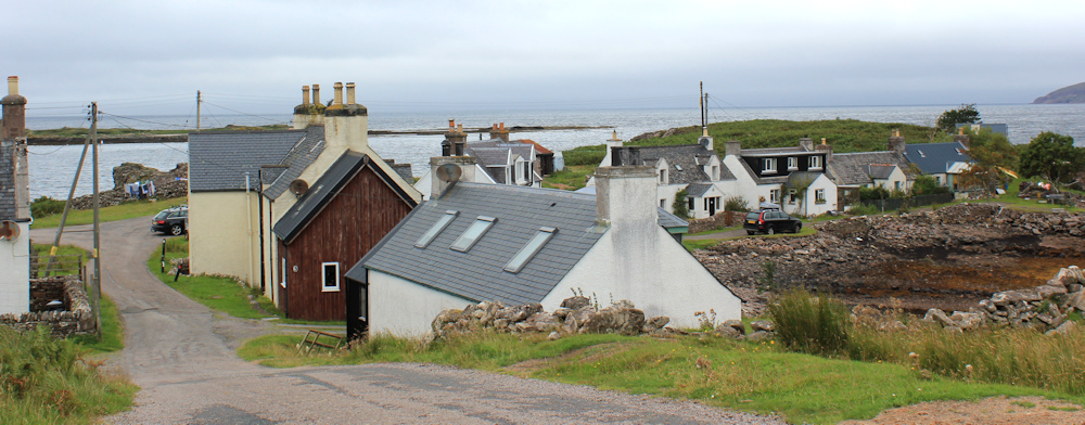 28 Aird Dhubh, Ruth hiking the coast of Scotland, Applecross