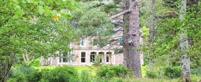 029 Torridon House, Ruth's coastal walk around Scotland