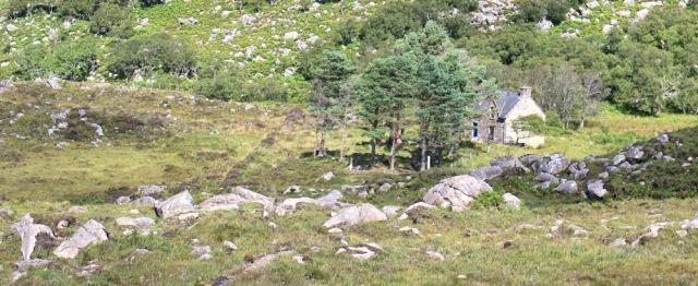 17 drawing close, Ruth's coastal walk to Craig Bothy and back, Scotland